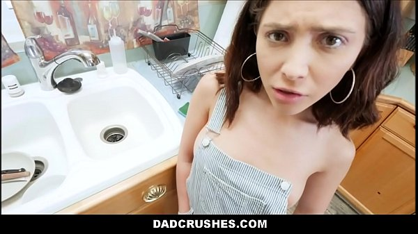 Teen stepdaughter taught family lessons – family porn